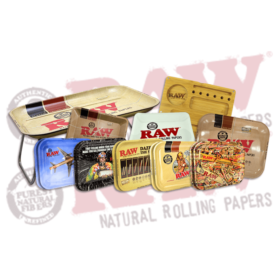 Picture for category Rolling Trays