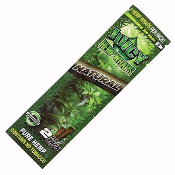 JUICY JAYS NATURAL HEMP WRAPS