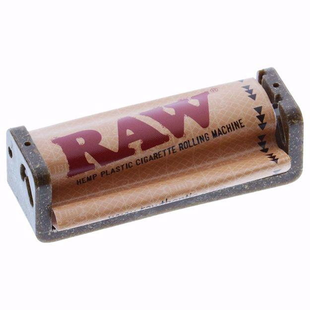 RAW 70MM HEMP PLASTIC ROLLER (SINGLE WIDE)