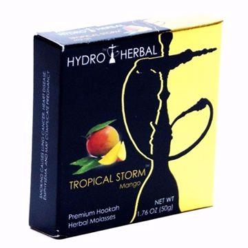 HYDRO HERBAL TROPICAL STORM SHISHA (MANGO)