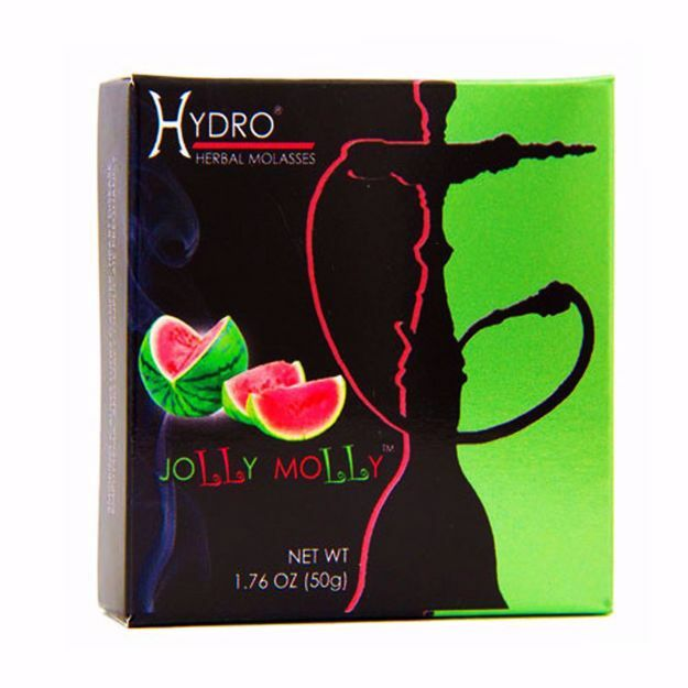 HYDRO HERBAL JOLLY MOLLY SHISHA (WATERMELON)
