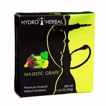 HYDRO HERBAL MAJESTIC GRAPE SHISHA