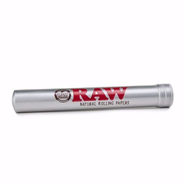 RAW ALUMINUM STORAGE TUBE