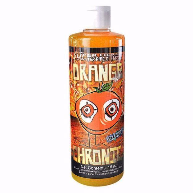 ORANGE CHRONIC 16 oz SUPER HERO CLEANER
