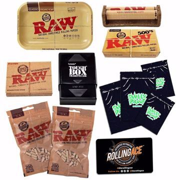 RAW CLASSIC 500 MEGA BUNDLE WITH FILTERS