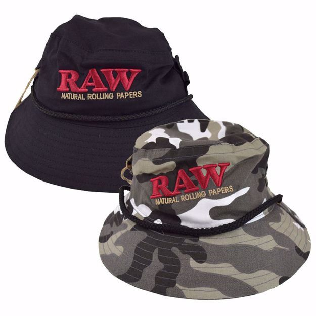 RAW SMOKERMAN'S HAT