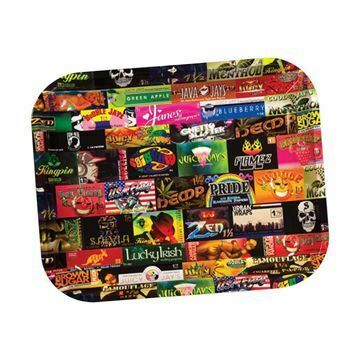 RAW ROLLING PAPERS HISTORY TRAY LARGE