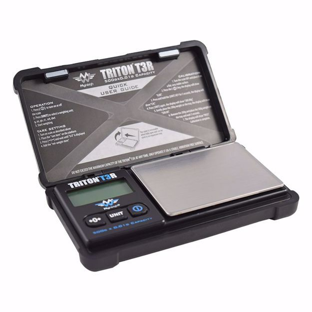 MY WEIGH TRITON T3-500 RECHARGEABLE SCALE