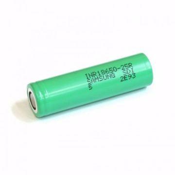 Samsung INR18650-25R battery
