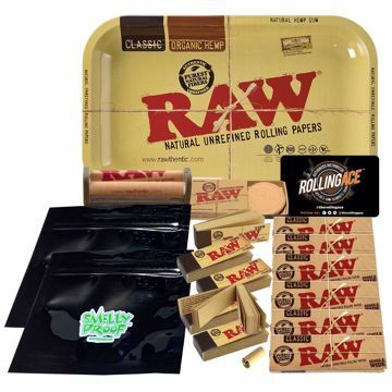 Raw Single Wide Classic Bundle with Tray