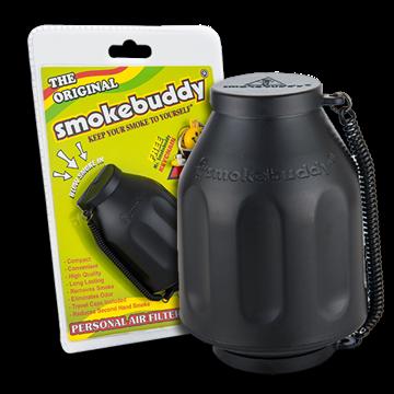SMOKEBUDDY BLACK PERSONAL AIR FILTER